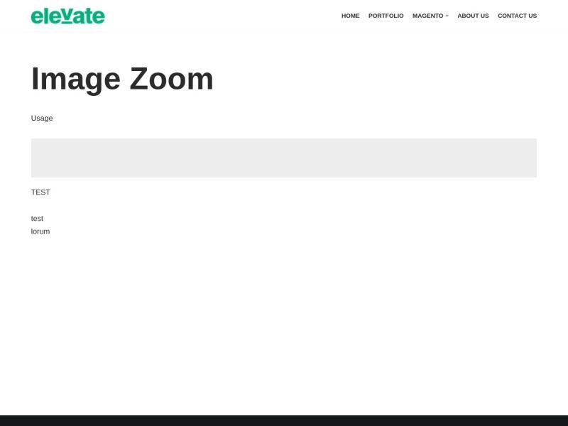 jQuery Image Zoom Plugin | 商品画像の一部を拡大表示するjQueryプラグイン