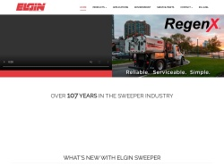 Elgin Street Sweeper Products