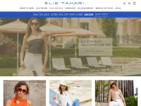 Elie Tahari Fast Coupon & Promo Codes