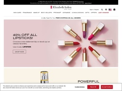 Elizabeth Arden screenshot