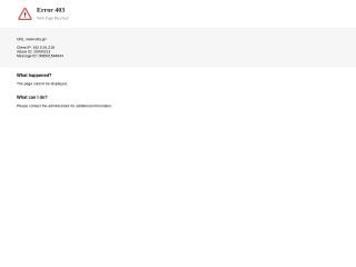 Screenshot για την ιστοσελίδα elta.gr