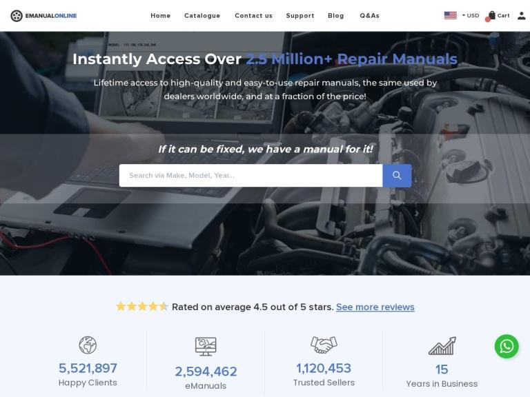 eManualOnline LLC Coupon Codes