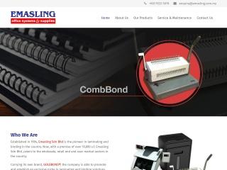 Screenshot bagi emasling.com.my