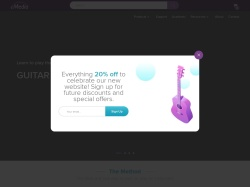Emedia Music Coupon Codes screenshot