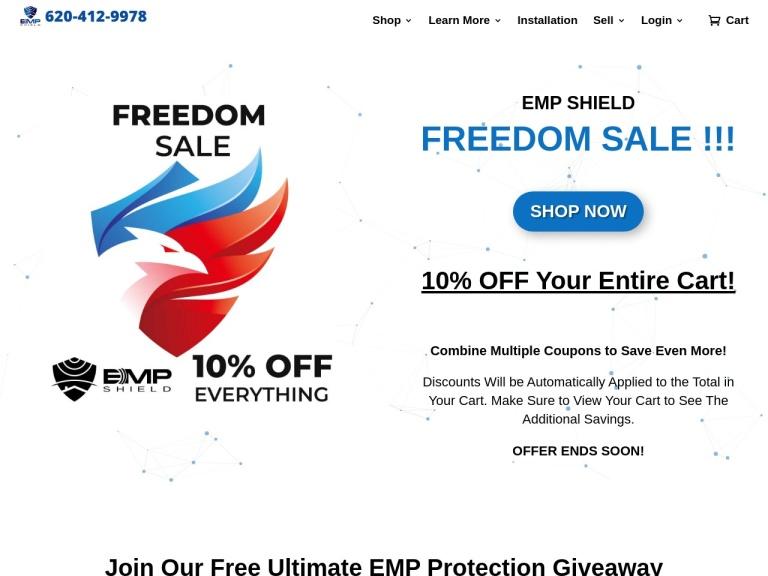 EMP Shield screenshot
