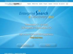 Enterprisesearchsummit coupon codes June 2019
