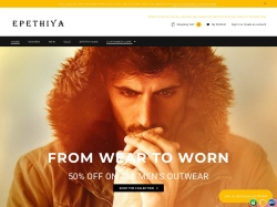 Epethiya coupon codes June 2018