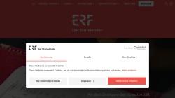 www.erf.de Vorschau, ERF Radio