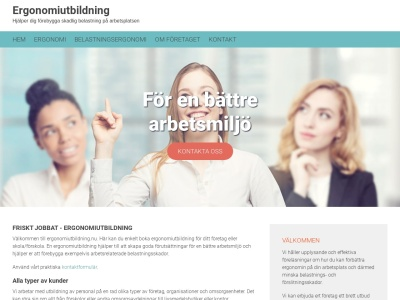 www.ergonomiutbildning.nu