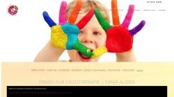 www.ergotherapie-aldiek.de Vorschau, Tanja Aldiek
