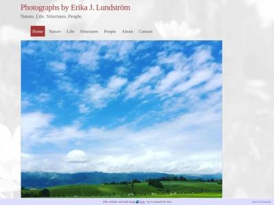 www.erikajlundstrom.n.nu