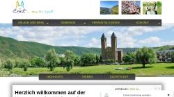www.ernst-mosel.de Vorschau, Ortsgemeinde Ernst an der Mosel