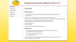 www.erwerbslosenberatung-weser-ems.de Vorschau, Regionalverbund Erwerbsloseninitiativen Weser-Ems e.V.