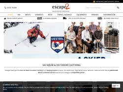 Escape 2 UK