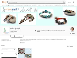 Esferajewelry Etsy coupon codes July 2019