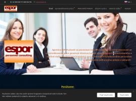 Webseite Kánová Silvia, Ing. – ESPOR - http://www.espor.sk