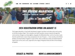 Eugenemarathon Promo Codes 2019