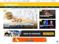 Euractiv coupon codes February 2019