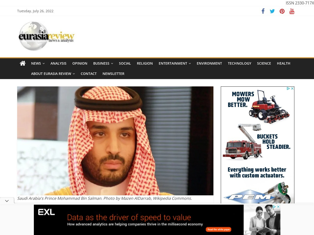 Salafi Mission Calls Into Question Saudi Concept Of Moderation And…