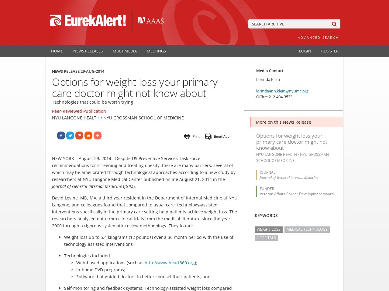 Options for weight loss your primary care doctor might not know about