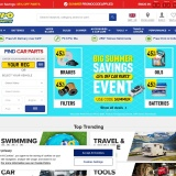 Save up to 70% off at Euro Car Parts