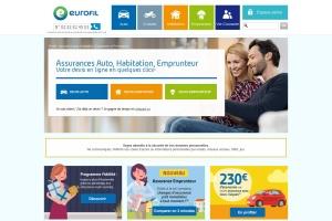 Eurofil rembourse 3 fois la différence si vous trouvez moins cher ailleurs