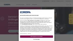 www.europa.de Vorschau, Europa Versicherungen