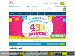 Evan-moor Educational Publishers screenshot