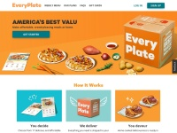 EveryPlate Promos & Discount