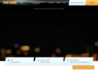 THE RIDE Fast Coupon & Promo Codes
