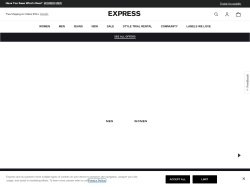 http://www.express.com/ coupon and discount codes