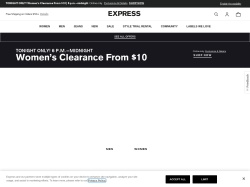 Express screenshot