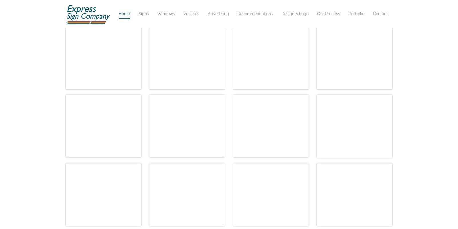 Preview of http://www.expresssigncompany.co.uk