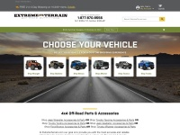 Extreme Terrain Fast Coupon & Promo Codes