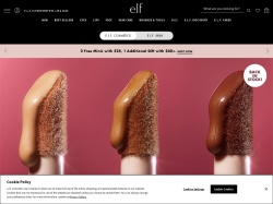 E.L.F. Cosmetics screenshot
