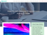 Hire Remote Programmers For Your Team