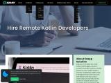 Hire Remote Kotlin Developers-