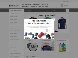 Fab Four Store