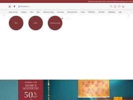 Online store Fabindia