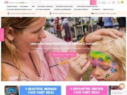 Face Paint Shop Australia