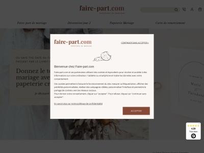 Faire-Part.com : faire-part en ligne