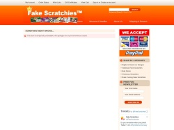 Fake Scratchies