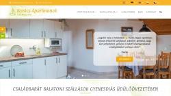 www.famkovacs1.hu Vorschau, Kovacs Apartmanhaz