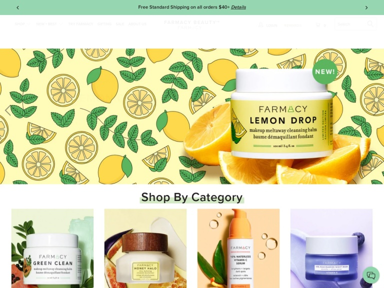 Farmacy Beauty-15% Off When You Sign Up for Emails