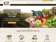 Farm Fresh To You coupon code