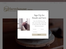 Farmhouse Wares
