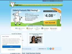 Fatcow.com screenshot