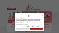 www.fc-koeln.de Vorschau, 1. FC Köln