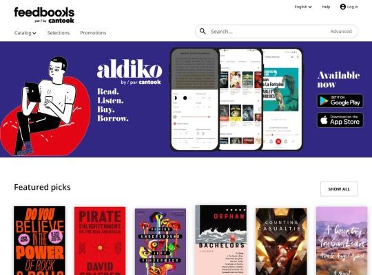 Feedbooks | Free eBooks for Android & iPhone/iPad