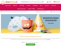 Feestwinkel.nl Coupon Codes & Discounts
